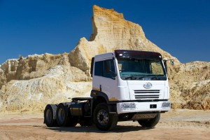 FAW 28.380FT Extra Heavy Commercial Truck