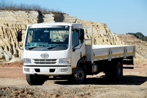 FAW 15.180 Truck White