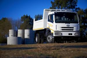 FAW 16.240 FD Heavy Commercial Truck