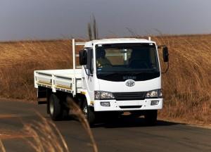 FAW 16.240 FL FLS Heavy Commercial Truck