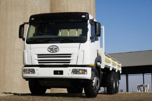 FAW 28.330 FL Extra Heavy Commercial Truck White