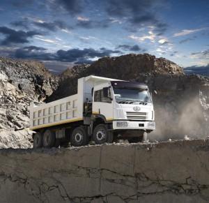 FAW 35.340 FD Extra Heavy Commericla Truck