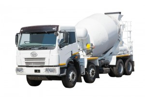 FAW 35.340FC Extra Heavy Commercial Truck